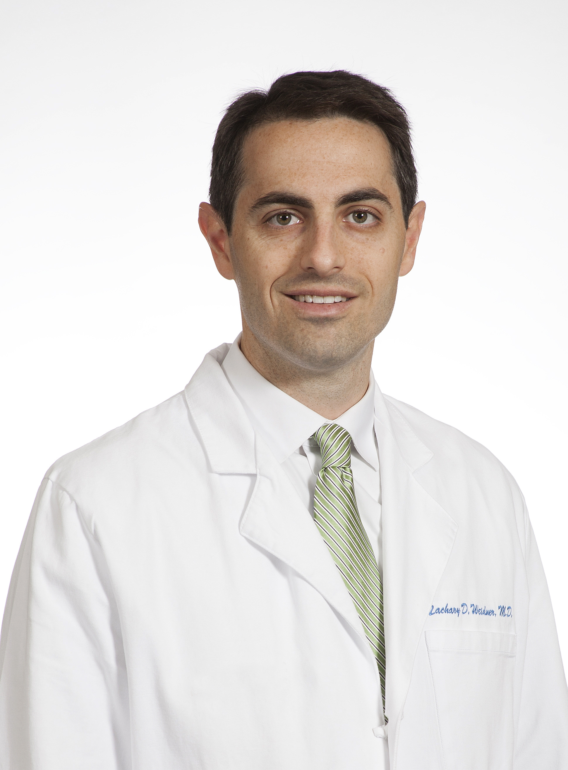Image of Dr. Zachary Weidner M.D.