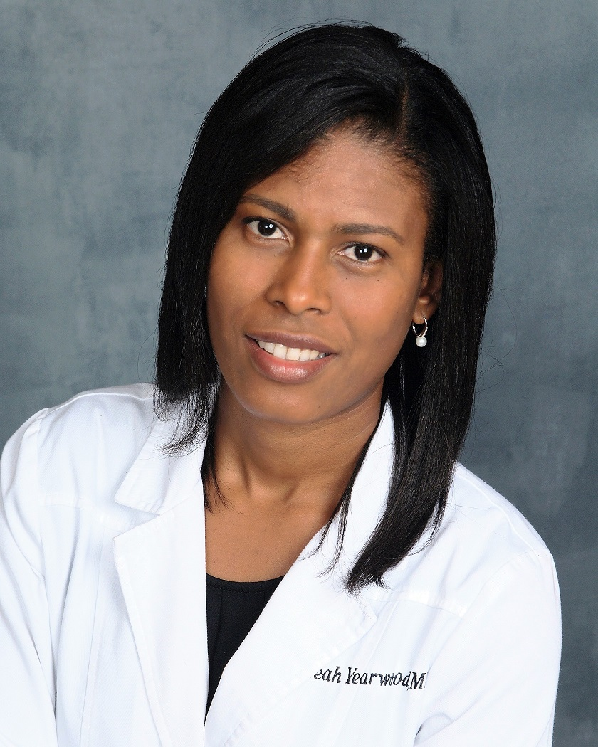 Image of Dr. Leah Yearwood M.D.