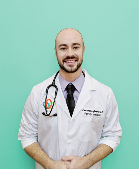 Image of Dr. Christopher Gonzalez DO