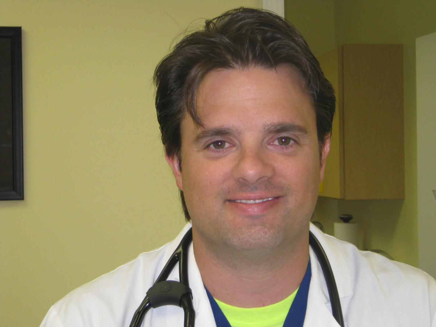Image of Dr. Jay Michael Trussler DO